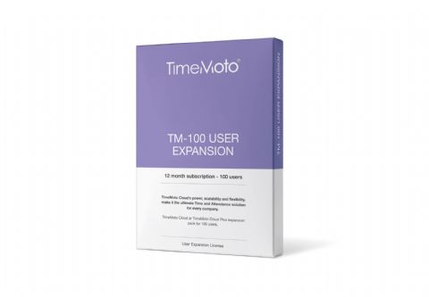 TimeMoto TM-Cloud / TM-Cloud Plus Software | Oneweigh.co.uk